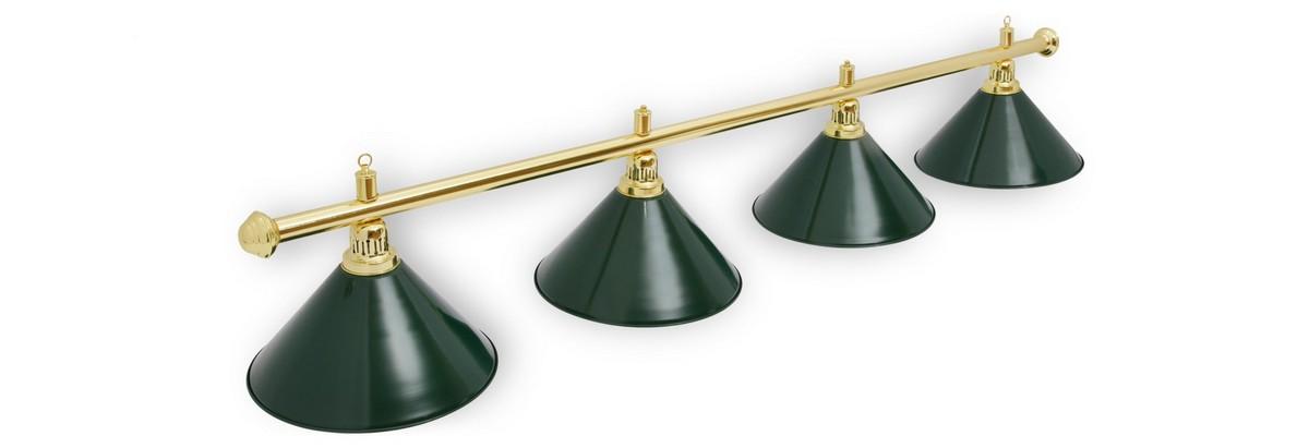 Купить Светильник Fortuna Evergreen Luxe 4 плафона 06487,