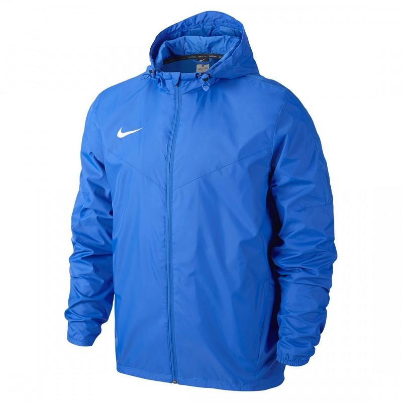 Куртка ветрозащитная Nike Team Sideline Rain Jkt 645908-463 Jr тренировочная форма nike куртка nike team yth s team sideline rain jkt 645908 010