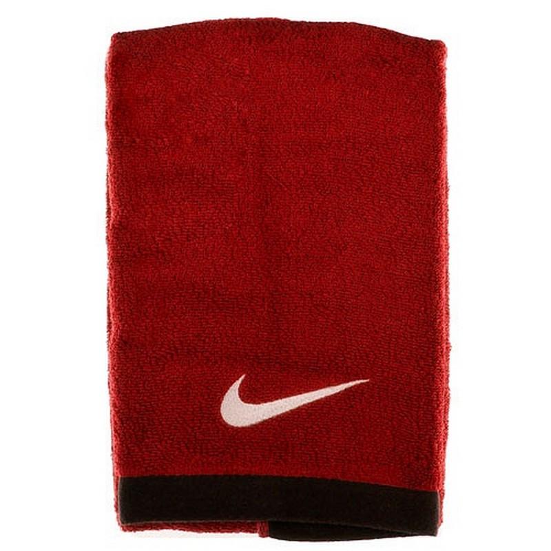 Полотенце Nike Fundamental towel 38х80см (643) красн/бел.