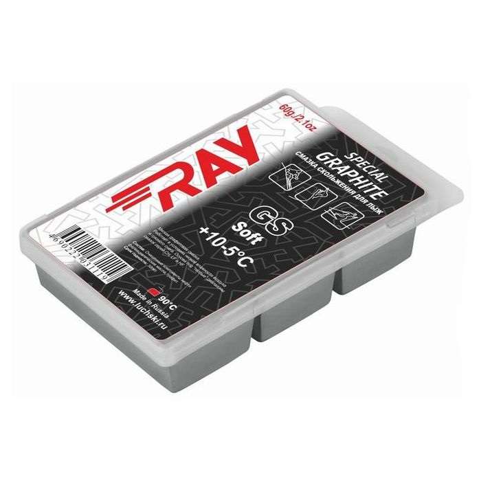 Купить Парафин углеводородный Ray GS (Soft) (+10°С -5°С) 60 г,