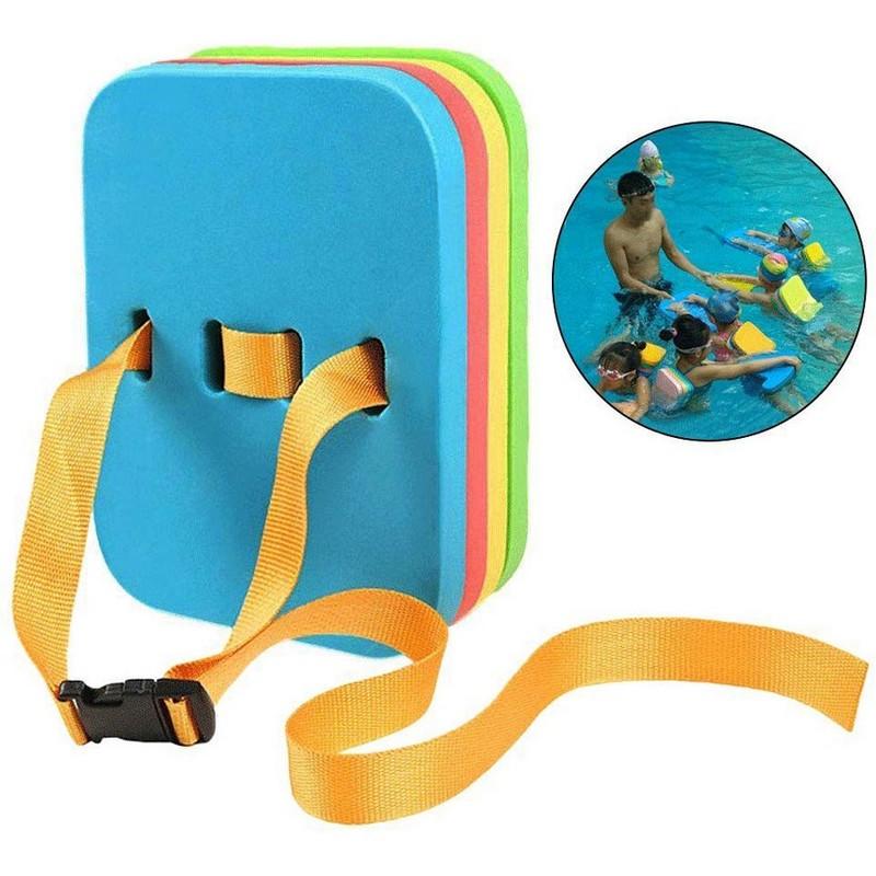 Купить Пояс страховочный 20х17х2 см для плавания 4-х секционный E29446, NoBrand
