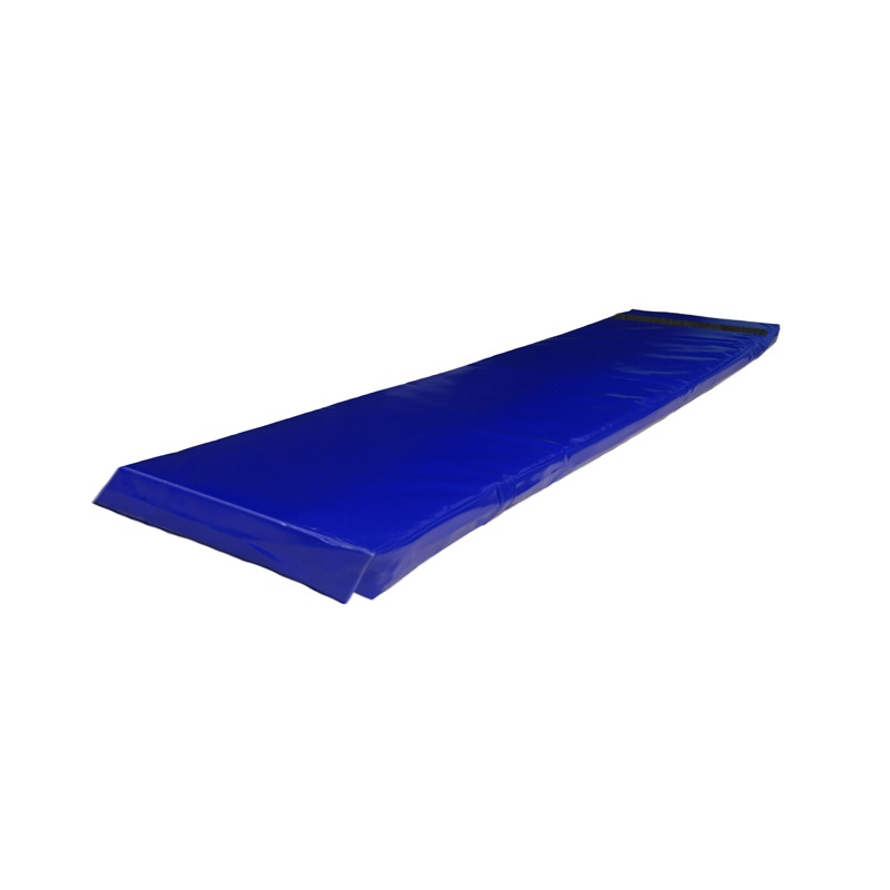 Купить Мат гимнастический 200х50х5 тент-велькро холлофайбер Dinamika ZSO-001357,