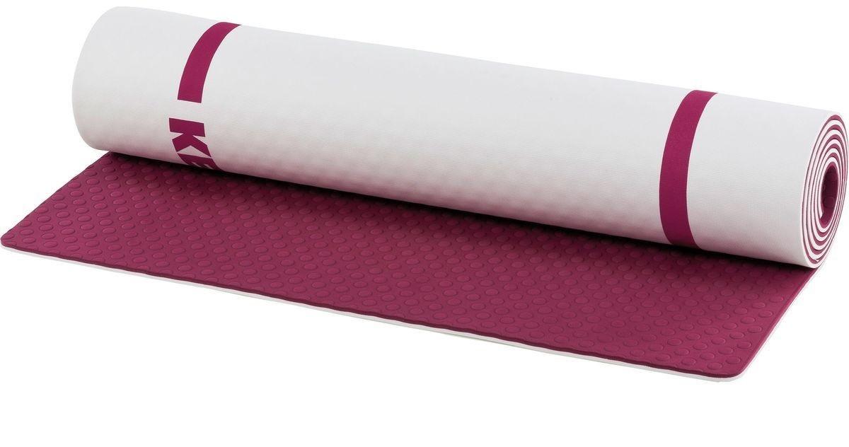 Коврик для йоги Kettler 7351-100 коврик для йоги onerun цвет фиолетовый 183 х 61 х 0 4 см