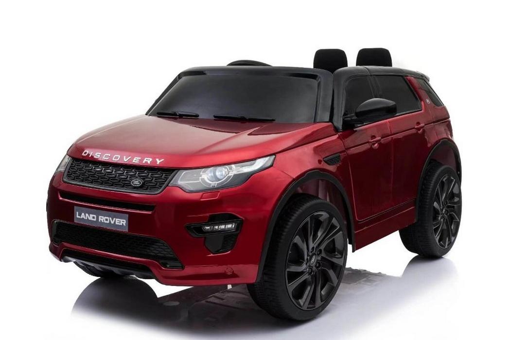 Детский электромобиль River-Toys Land Rover Discovery Sport O111OO Cherry-Glanec