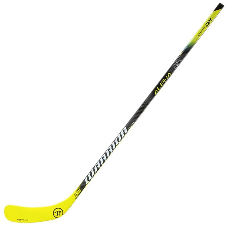 Клюшка хоккейная Warrior Alpha DX 30 YTH Bakstrm4, DX30YG9-RGT,  - купить со скидкой