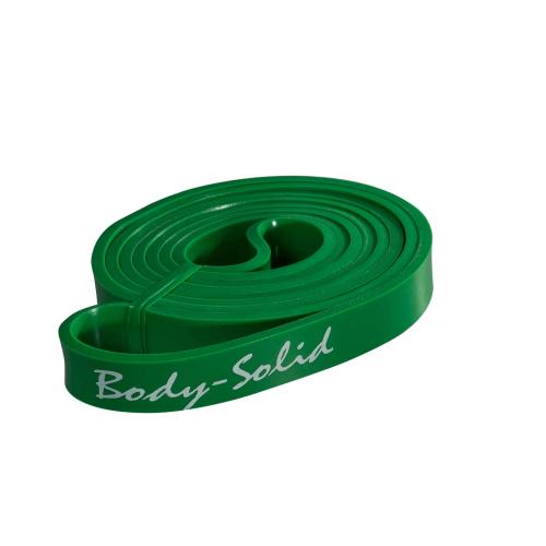 Эспандер ленточный легкий Body Solid BSTB2 зеленый body solid mb507rg