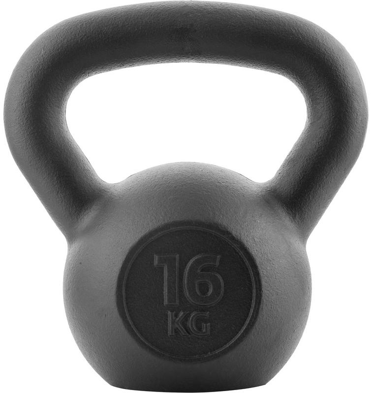 Гиря 16 кг Torneo 1025-160 цена и фото