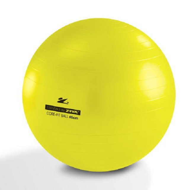 Гимнастический мяч, 65см., с насосом Ziva ZES-CFCB-0065 ziva zes lpbr 0251
