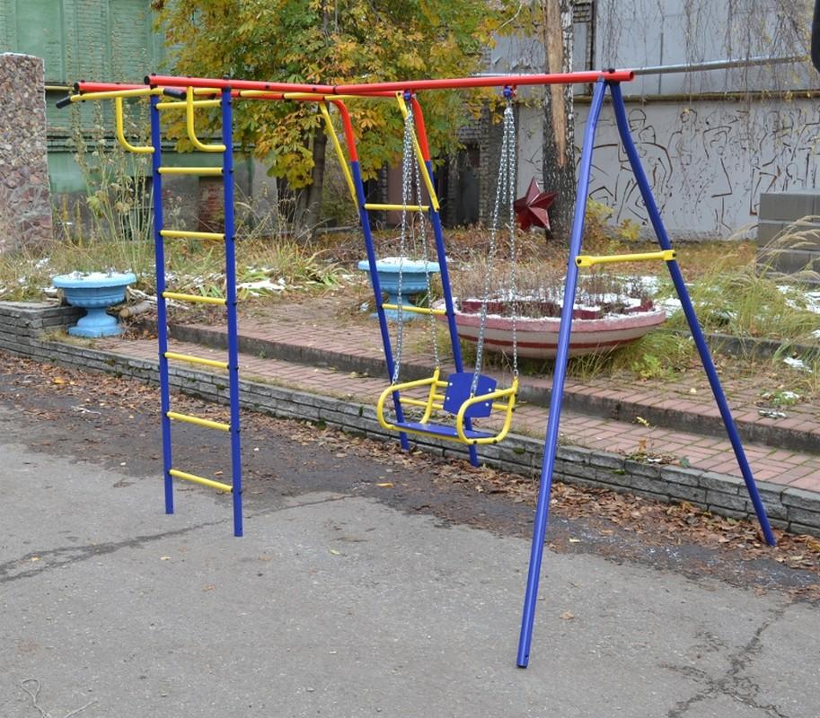 Детский спортивный комплекс Пионер Шалун ЦК-2