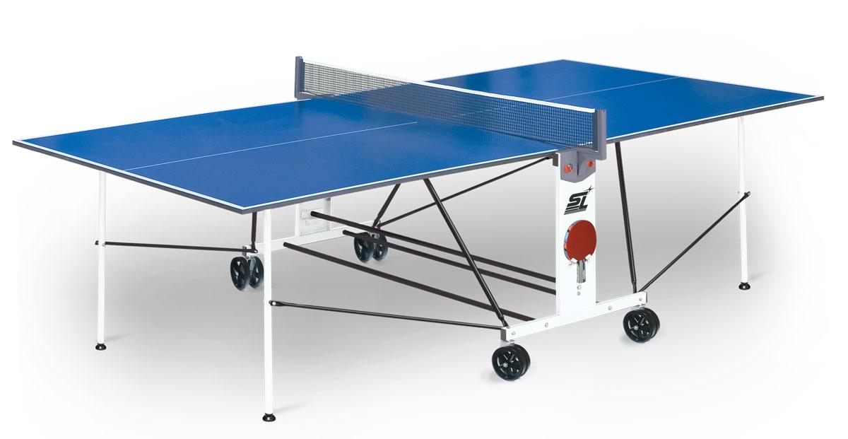 Купить Теннисный стол Start Line Compact light LX с сеткой 6041,