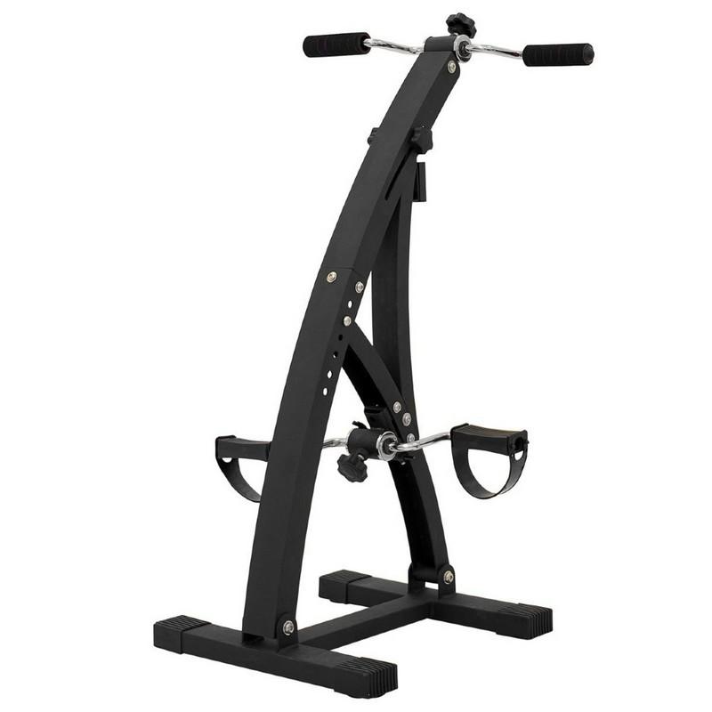 Купить со скидкой Простой педальный тренажер Titan Deutschland Gmbh Mini-Bike для рук и ног LY-901-Dual