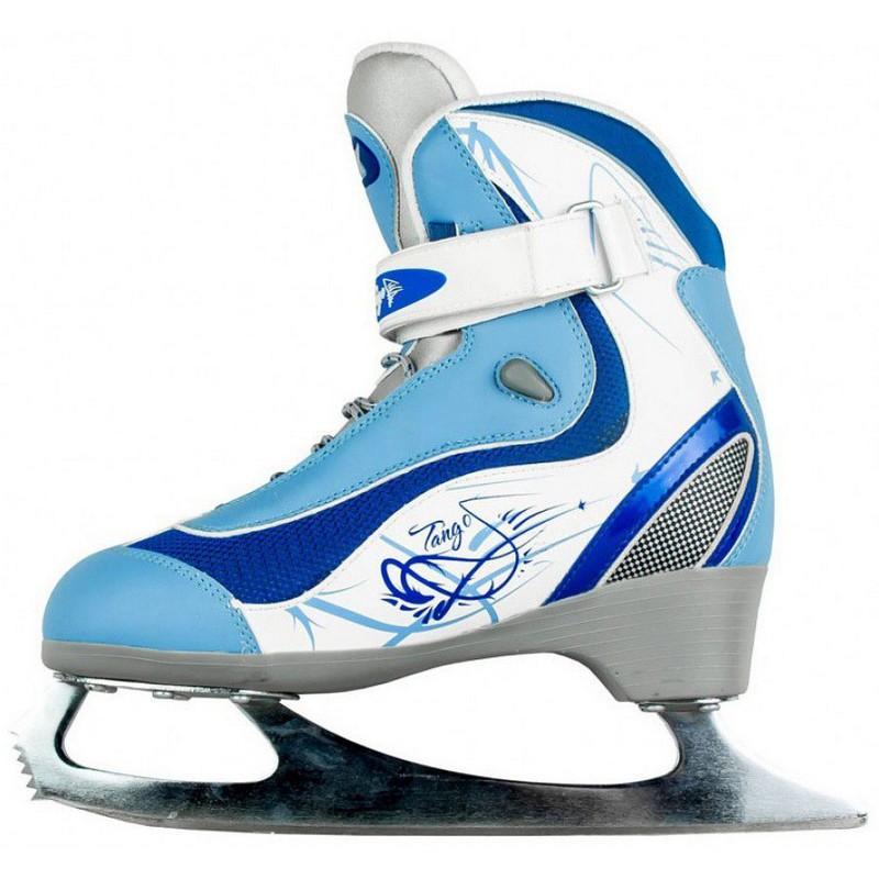 Фигурные коньки СК Tango синий