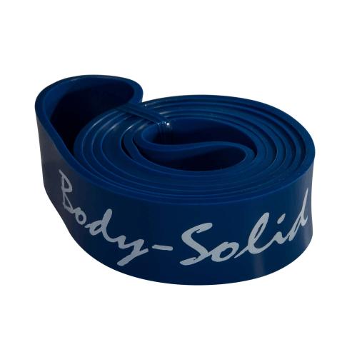 Эспандер ленточный сильный Body Solid BSTB4 синий body solid mb507rg