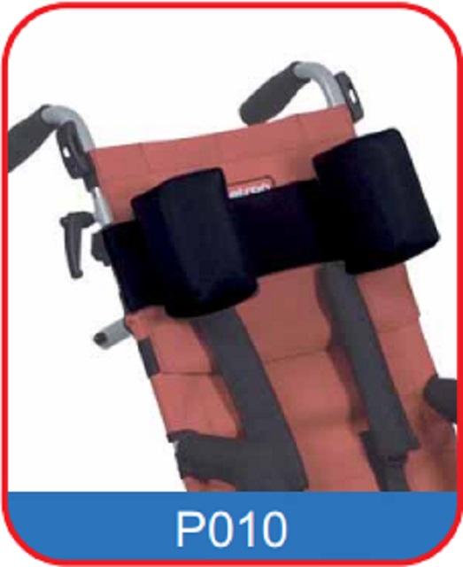 Подголовник регулируемый для кресла-коляски Titan Deutschland GmbH Р010