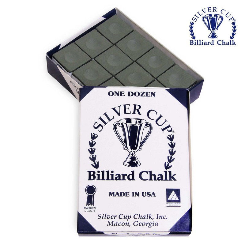 Мел Silver Cup Olive 12шт. мел silver cup blue 12шт