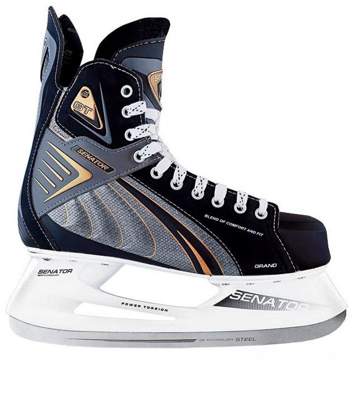 Хоккейные коньки СК Senator Grand GT коньки onlitop 223f 37 40 blue 806164