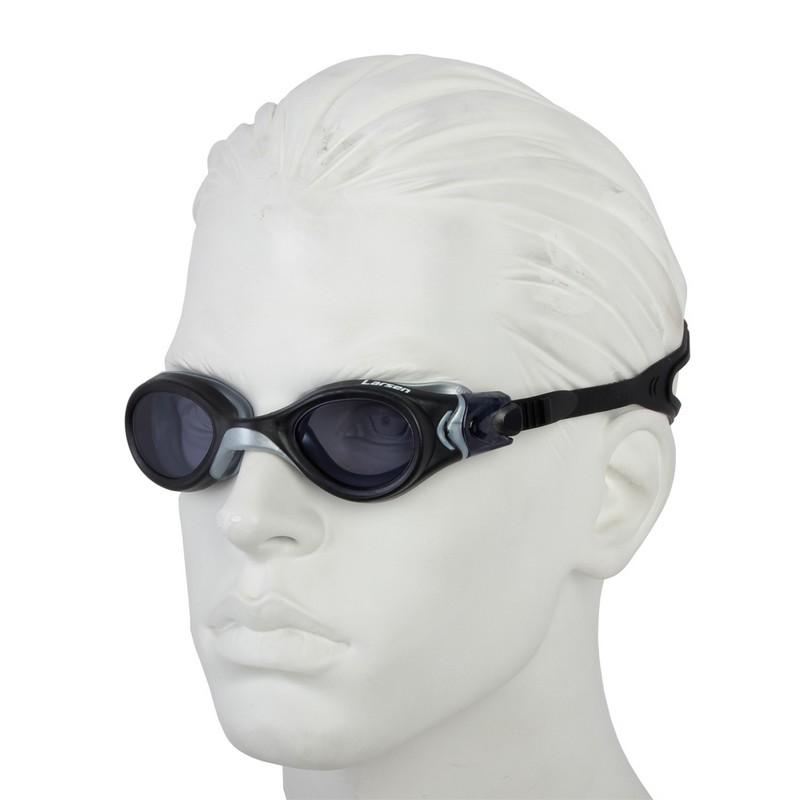 Очки плавательные Larsen S45 очки плавательные детские larsen ds204