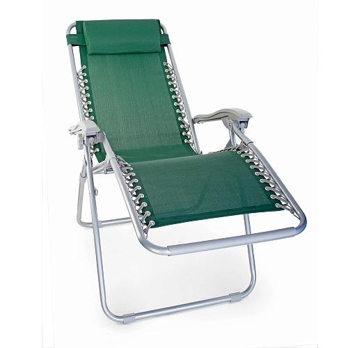 Кресло складное с подголовником Greenwood FC-13