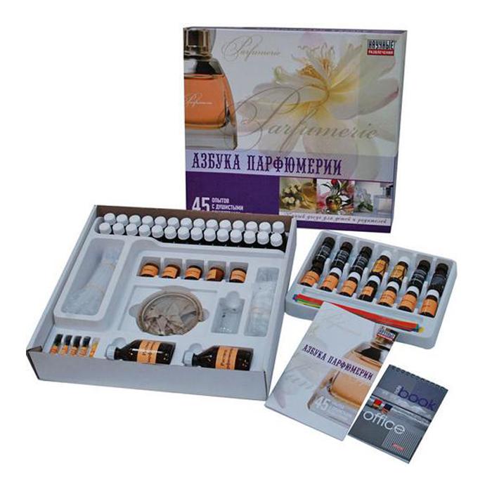 Азбука парфюмерии Научные развлечения HP00007