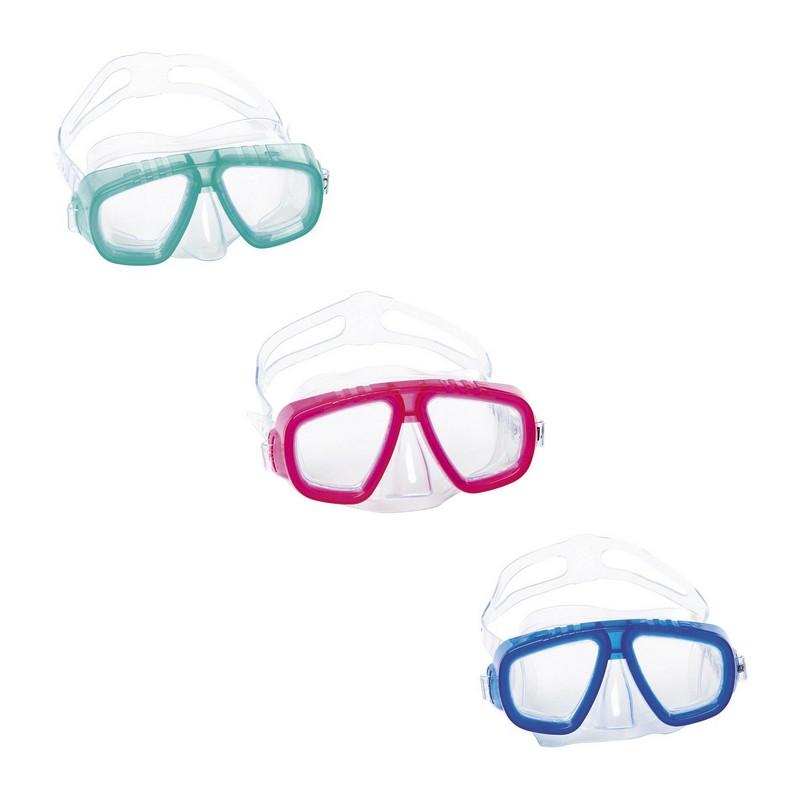 Купить Маска для плавания Bestway Lil Caymen 22011 3 цвета,