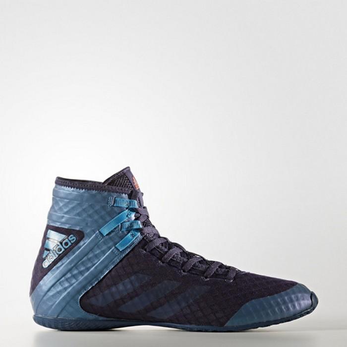 Боксерки Adidas Speedex 16.1 темно-синие CG2982