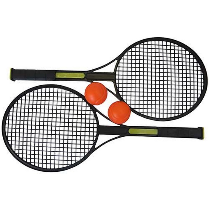Купить Набор для игры в теннис: 2 ракетки, мяча TX74917, NoBrand