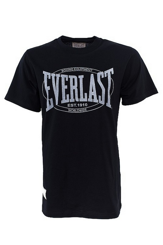 Футболка Everlast Old Authentic черный RE0013 BK