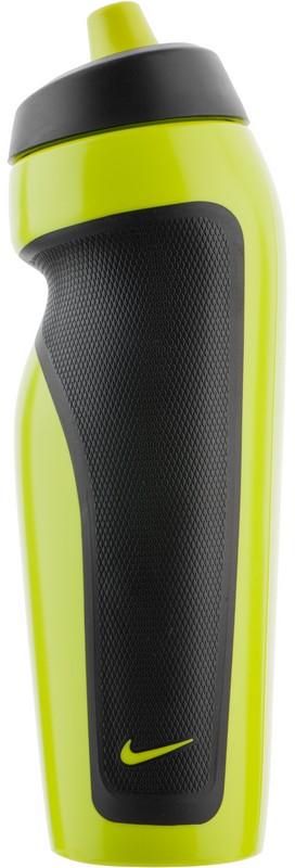 Бутылка для воды Nike Sport Water Bottle Volt/Black 600мл nike nike sport water 590ml bottle