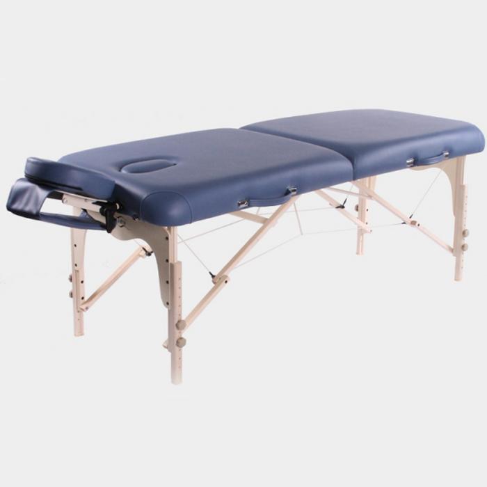 Складной массажный стол Vision Fitness Juventas II