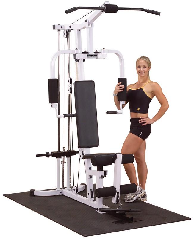 Многофункциональный тренажер Body Solid PHG1000x