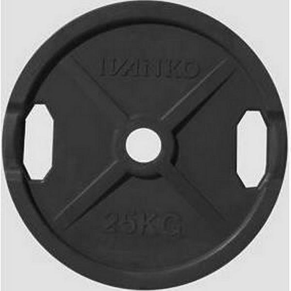 Купить Диск d51 мм Johns 25 кг DR71022 - 25B черный,