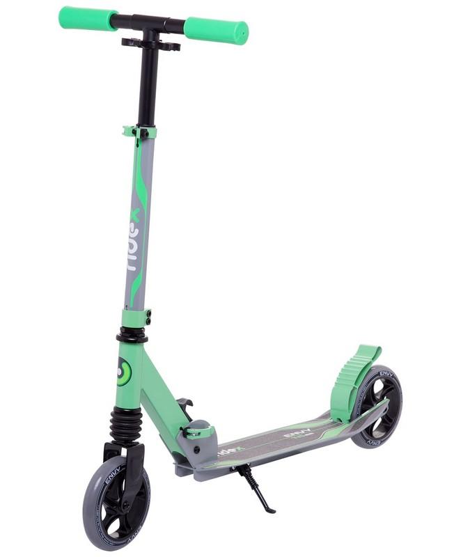 Купить Самокат 2-колесный Ridex Envy 145 мм, зеленый,