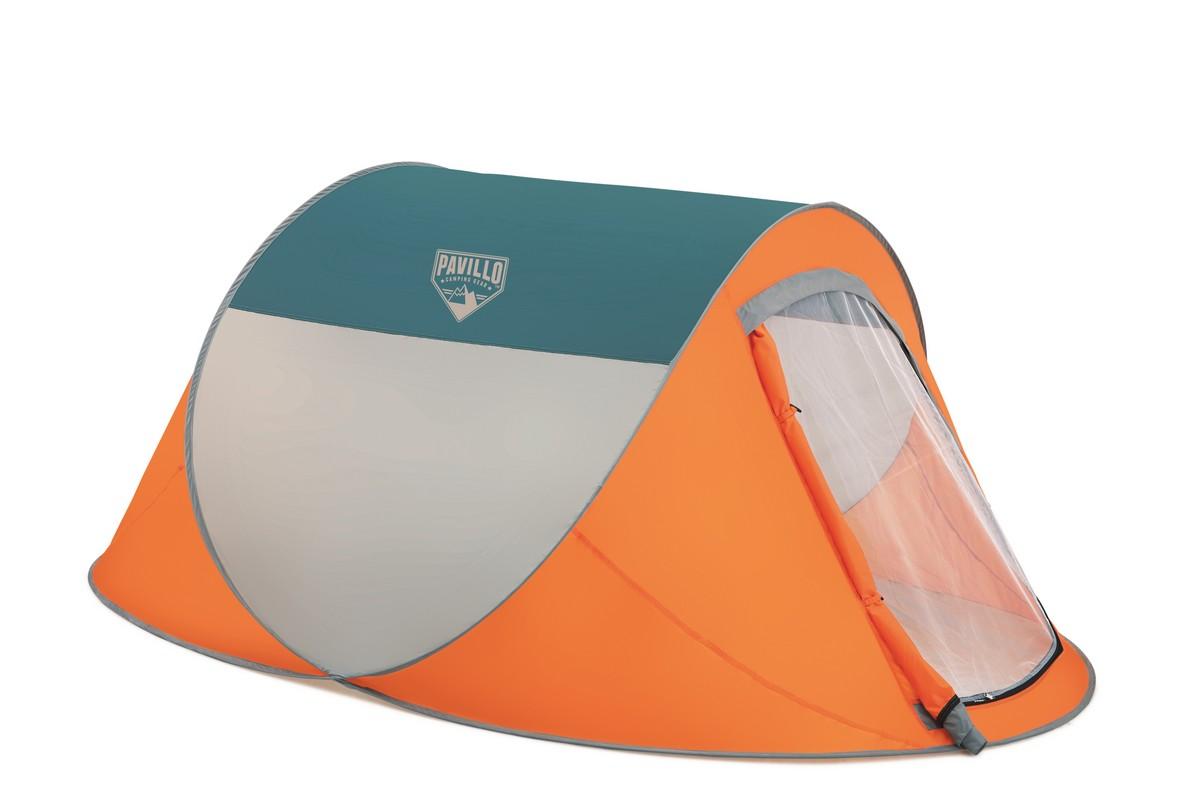 Купить Палатка 4-местная Bestway Nucamp 68006 в России