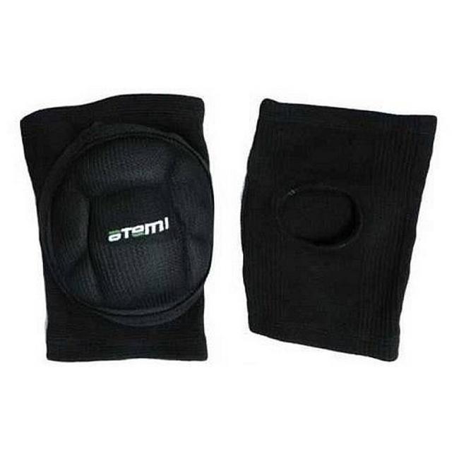 Наколенники волейбольные Atemi AKP-01 черные от Дом Спорта