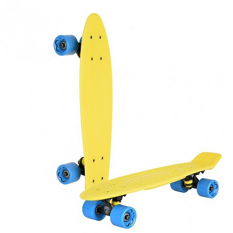 Скейтборд Action PW-512 скейтборд с какого возраста можно начинать