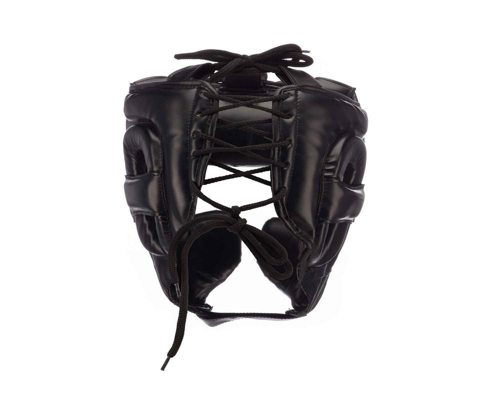 Шлем боксерский Clinch Punch черный C132