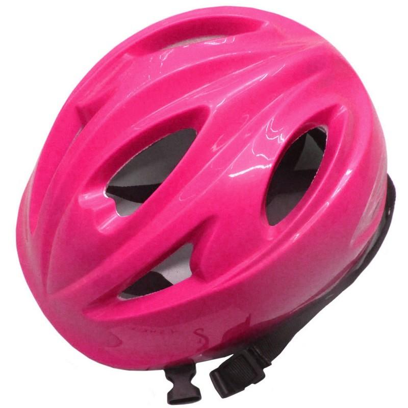 Купить Шлем велосипедный F18459 JR розовый, NoBrand