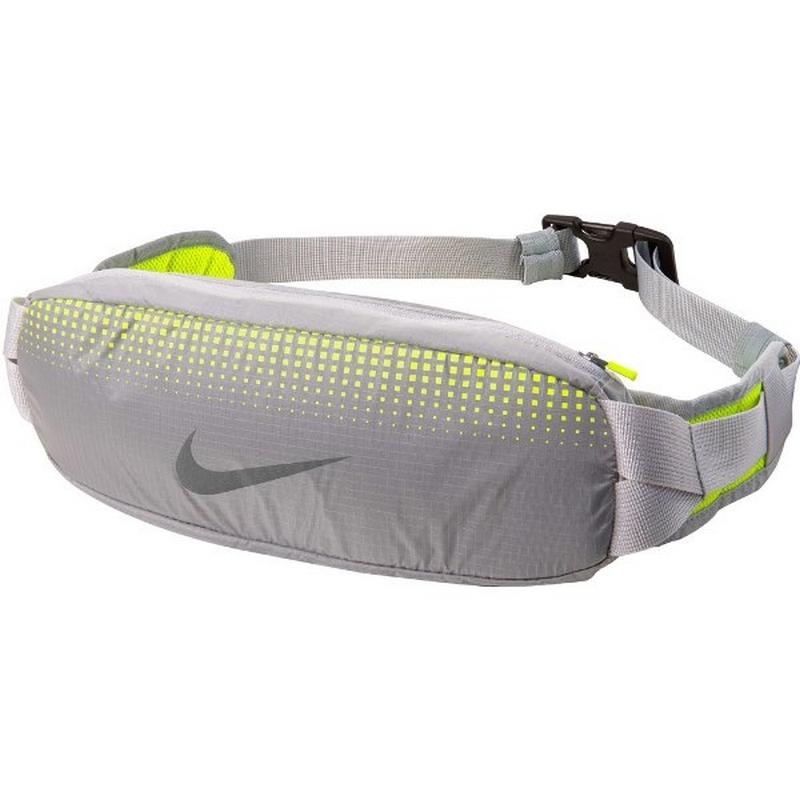 Сумка для бега Nike Storm 2.0 Slim Waistpack N.RL.39.030.OS спортинвентарь nike чехол для смартфона на руку nike printed lean arm band n rn 68 439 os