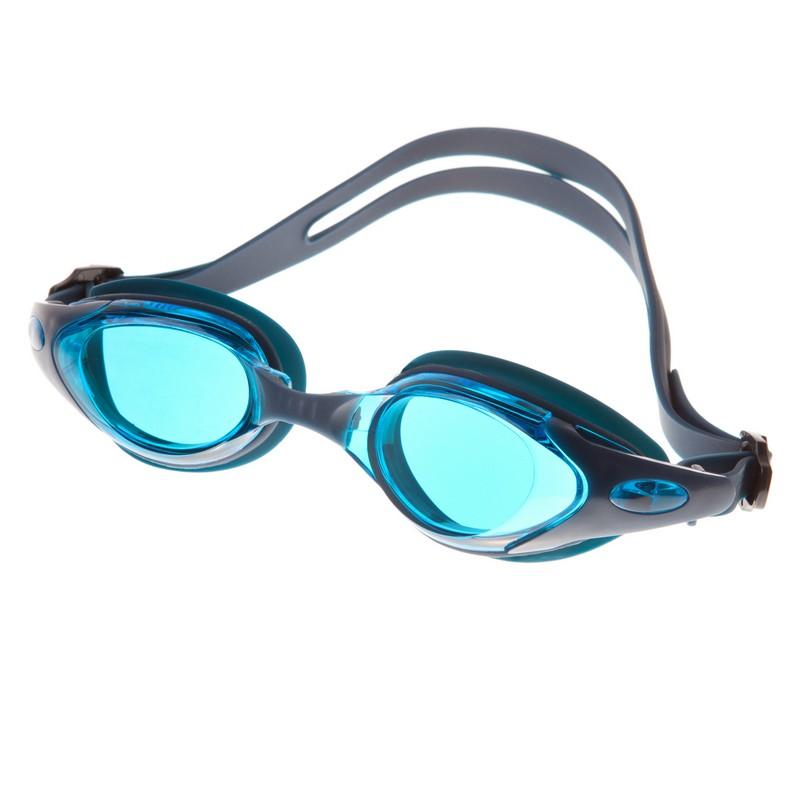 Купить Очки для плавания Alpha Caprice JR-G1000 Blue,