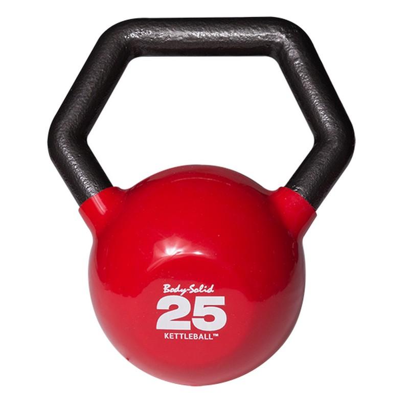Купить Гиря Body Solid KettleBall KBL25 11,3кг,
