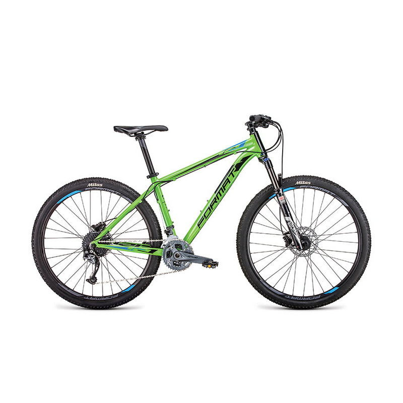 Картинка для Велосипед Format 27,5 quot; 1213 зеленый (all terrain)
