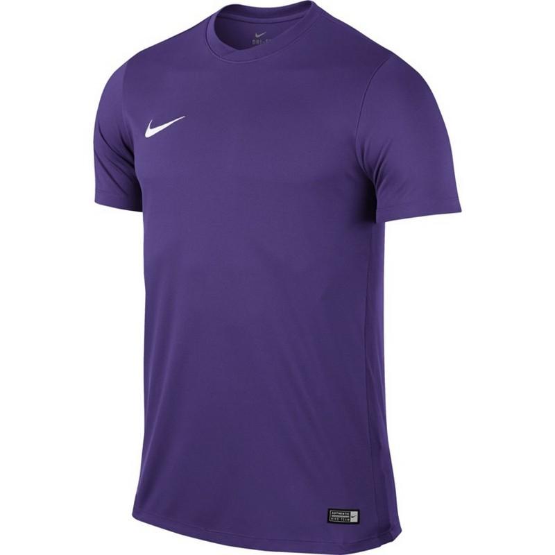 Майка игровая Nike Park Vi Jsy Ss 725891-547 Sr футболки nike футболка игровая nike ss park vi jsy 725891 702