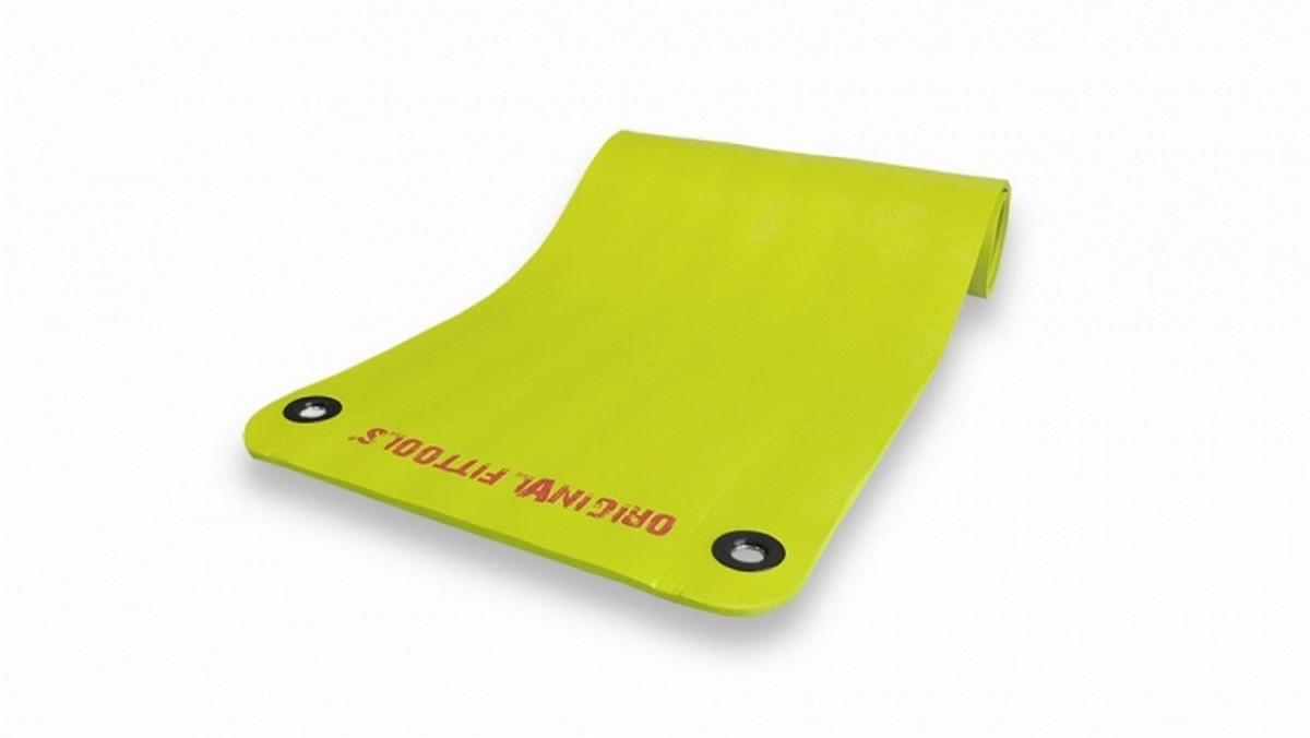 Коврик для йоги Original Fit.Tools NBR FT-YGM-125NBR (180х61х1,25)