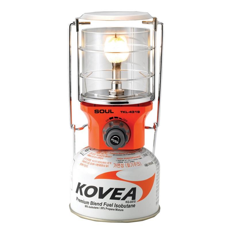 Лампа газовая Kovea Soul Gas Lantern TKL-4319 kovea сеточка для газ ламп tkl 894 103