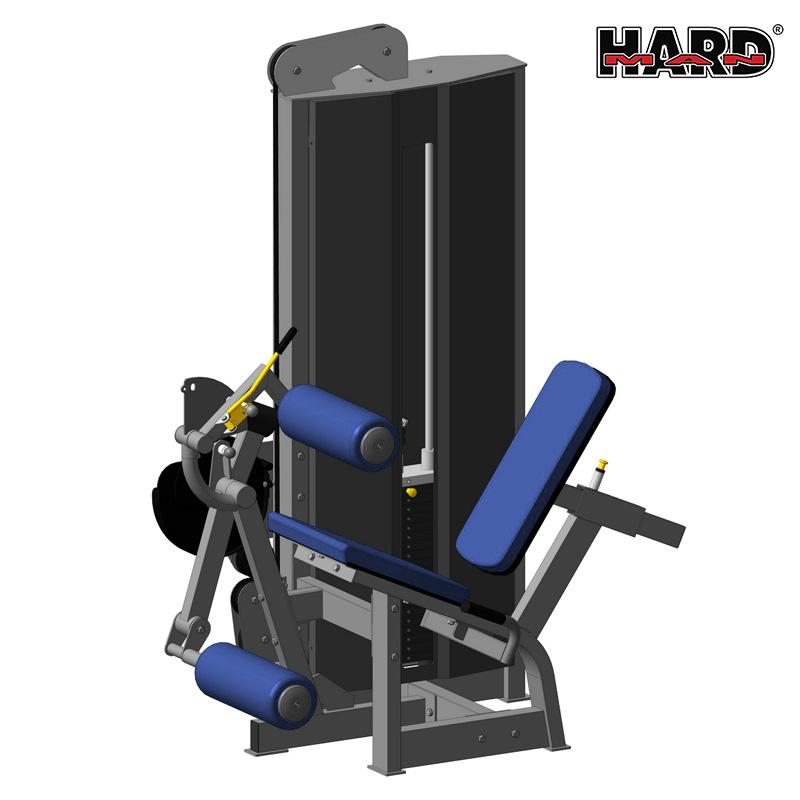 Сгибание / разгибание ног сидя Hard Man HM-525 гравитрон hard man hm 414s
