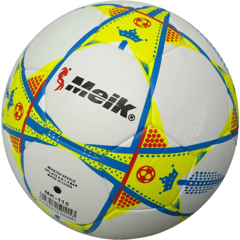 Купить Мяч футбольный Meik 115 D26069 р.5,