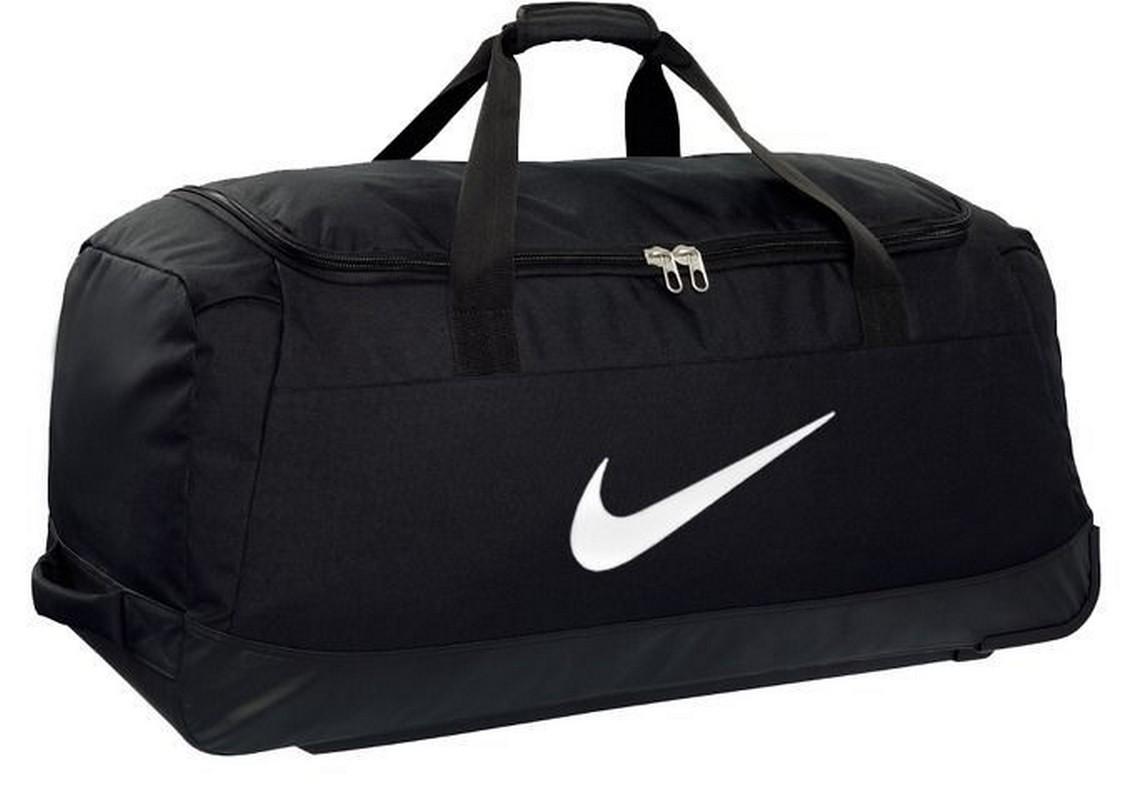 Сумка на колесах Nike Club Team Swoosh Roller Bag 3.0 BA5199-010