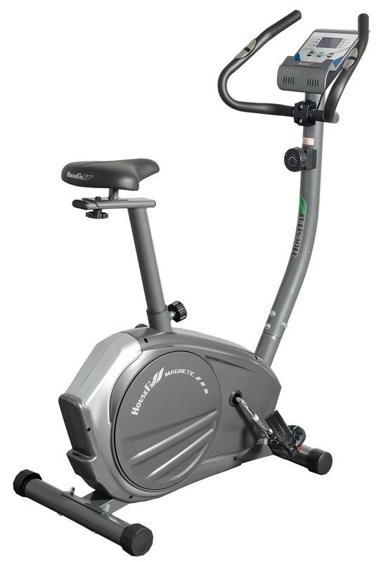 Велотренажер магнитный HouseFit Lotus B1.0, серый