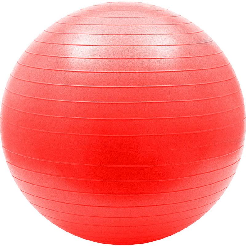 Мяч гимнастический Anti-Burst 45 см FBA-45-2, красный фото
