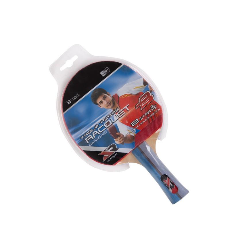 Ракетка для настольного тенниса Joerex J201 2* ракетки ping pong ракетка для настольного тенниса ping pong tempo